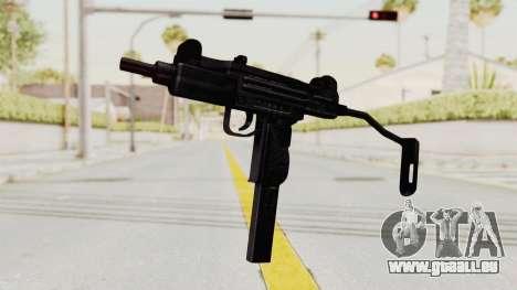 IMI Mini Uzi v2 für GTA San Andreas