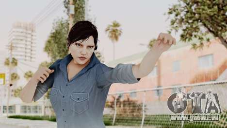 Skin Female from GTA 5 Online pour GTA San Andreas