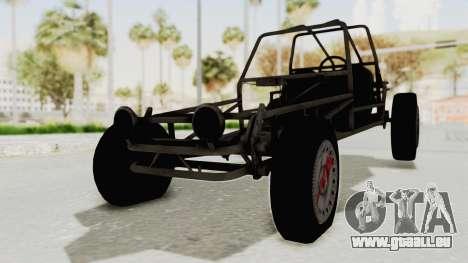 GTA 5 Space Docker pour GTA San Andreas vue de droite