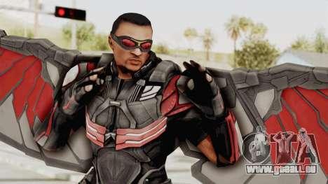 Captain America Civil War - Falcon für GTA San Andreas