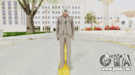 X-men: Apocalypse - Quicksilver pour GTA San Andreas deuxième écran