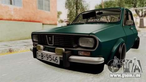 Dacia 1300 Order pour GTA San Andreas