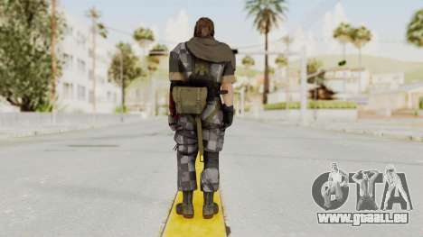 MGSV The Phantom Pain Venom Snake Sc No Patch v7 für GTA San Andreas dritten Screenshot