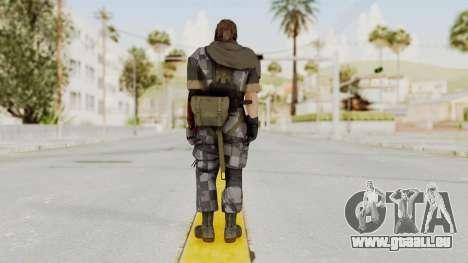 MGSV The Phantom Pain Venom Snake Sc No Patch v7 für GTA San Andreas dritten Screenshot