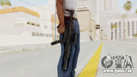 MP5SD pour GTA San Andreas