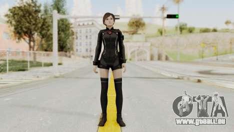 Resident Evil 0 HD Rebecca Chambers Wesker Mode pour GTA San Andreas deuxième écran