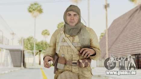 COD BO Nikholai pour GTA San Andreas