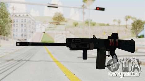 AA-12 Eotech Holo für GTA San Andreas