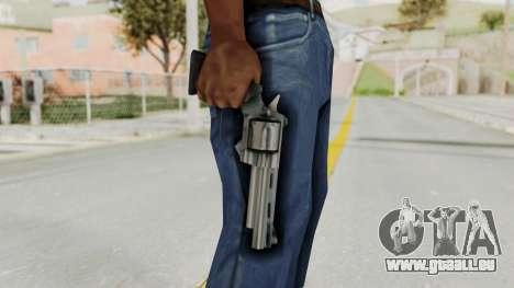 VC Python Pistol pour GTA San Andreas troisième écran