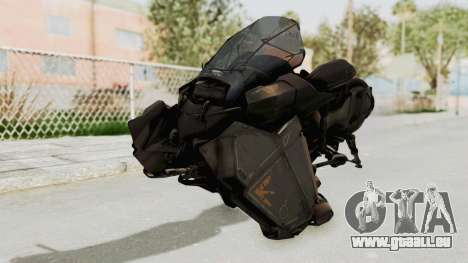 CoD Advanced Warfare - Hover Bike für GTA San Andreas