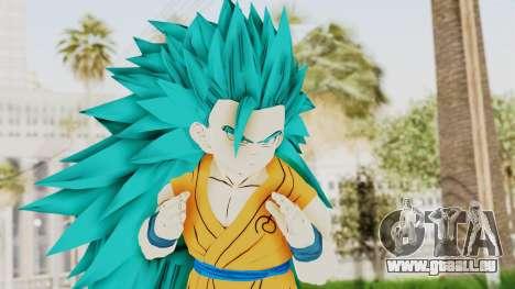 Dragon Ball Xenoverse Gohan Teen DBS SSGSS3 v2 für GTA San Andreas