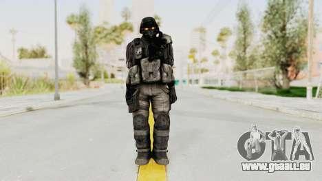 Helghan Assault Trooper pour GTA San Andreas deuxième écran