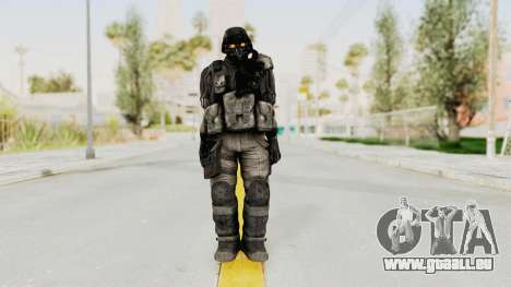 Helghan Assault Trooper für GTA San Andreas zweiten Screenshot