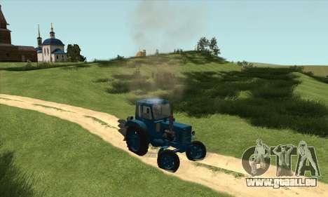 MTZ 80 Biélorussie pour GTA San Andreas