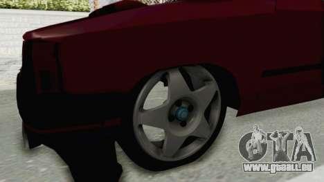 Renault Broadway v2 pour GTA San Andreas vue arrière