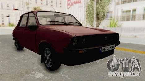 Dacia 1310 TX Realistica pour GTA San Andreas