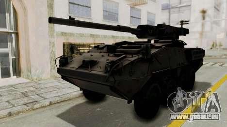 M1128 Mobile Gun System pour GTA San Andreas