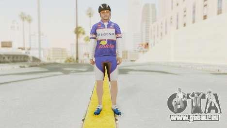 GTA 5 Cyclist 2 pour GTA San Andreas deuxième écran