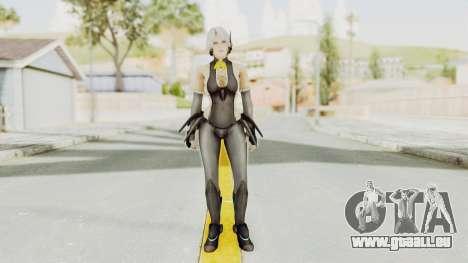 Dead Or Alive 5 LR Christie Tamiki Wakaki DLC v2 pour GTA San Andreas deuxième écran