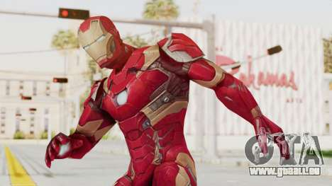 Marvel Future Fight - Iron Man (Civil War) pour GTA San Andreas