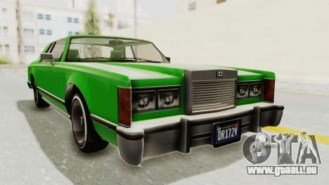 GTA 5 Dundreary Virgo Classic Custom v1 pour GTA San Andreas