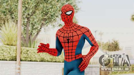 Marvel Heroes - Spider-Man pour GTA San Andreas