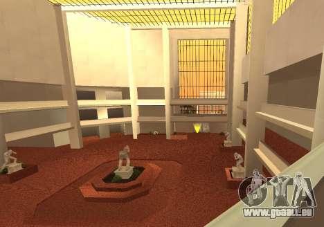 New Interior Radiocenter pour GTA San Andreas