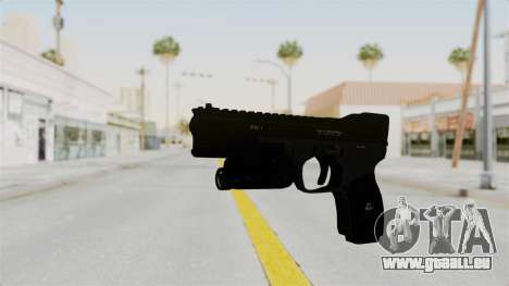Killzone - M4 Semi-Automatic Pistol No Attach pour GTA San Andreas