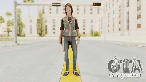 Assassins Creed 4 - Rebecca Crane für GTA San Andreas zweiten Screenshot