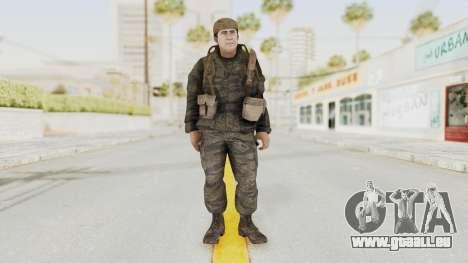 COD BO President Nixon Vietnam v1 für GTA San Andreas zweiten Screenshot