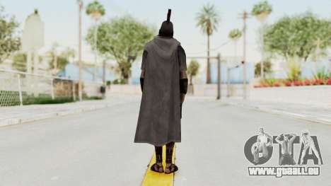 AC Brotherhood - Ezio Auditore Legionare pour GTA San Andreas troisième écran