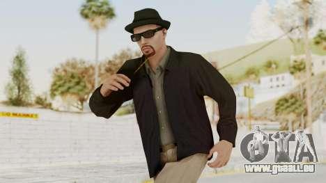 Walter White Heisenberg v1 GTA 5 Style pour GTA San Andreas