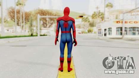 Marvel Heroes - Spider-Man (Civil War) pour GTA San Andreas troisième écran