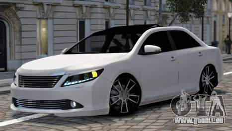 Toyota Camry Tuning V2 pour GTA 4