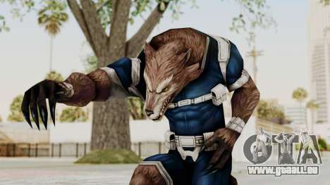 Marvel Future Fight - Warwolf pour GTA San Andreas