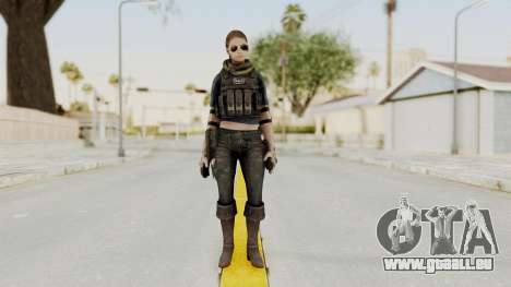 Phantomers Linda Sashantti pour GTA San Andreas deuxième écran
