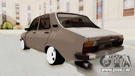 Renault 12 für GTA San Andreas linke Ansicht
