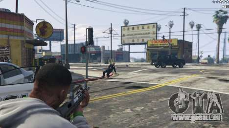 GTA 5 Ripplers Realism 3.0 dritten Screenshot