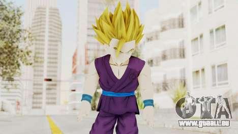 Dragon Ball Xenoverse Gohan Teen DBS SSJ2 v1 pour GTA San Andreas