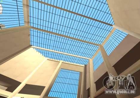 New Interior Radiocenter pour GTA San Andreas deuxième écran
