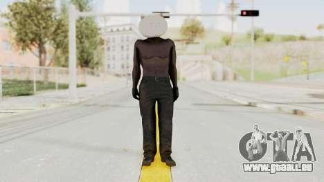 Tippy pour GTA San Andreas deuxième écran