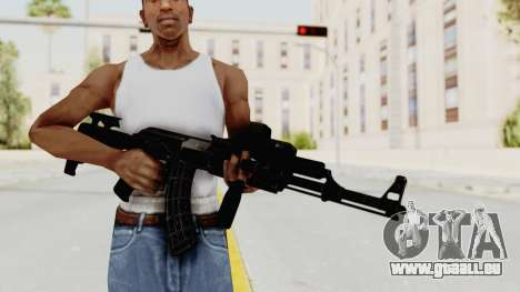 AK-47 Tactical pour GTA San Andreas