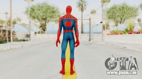 Marvel Heroes - Spider-Man für GTA San Andreas dritten Screenshot