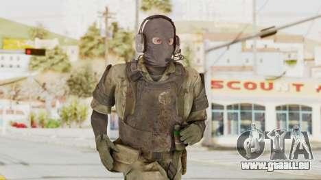 MGSV Phantom Pain Wandering MSF Mosquite für GTA San Andreas