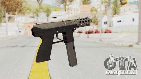 Tec-9 HD für GTA San Andreas zweiten Screenshot