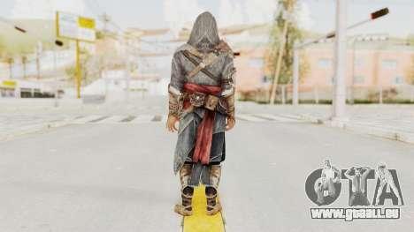 Assassins Creed Revelations - Ezio pour GTA San Andreas troisième écran