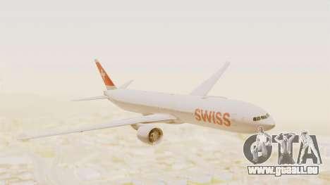 Boeing 777-300ER Swiss International Air Lines pour GTA San Andreas
