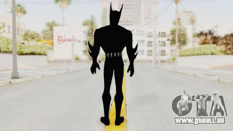 Batman Arkham Origins - Batman Beyond für GTA San Andreas dritten Screenshot