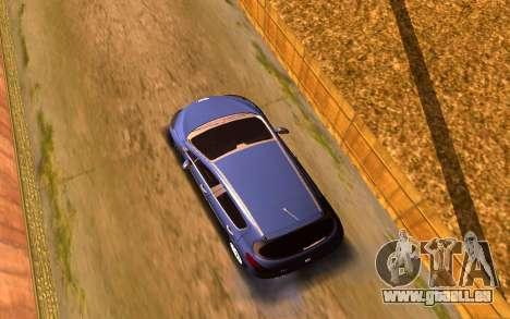 Iranian Peugeot 308 pour GTA San Andreas vue de droite