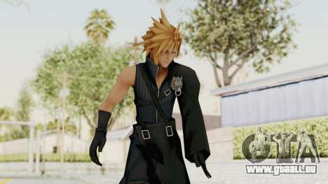 Kingdom Hearts 2 - Cloud Strife pour GTA San Andreas